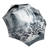 Canadian Umbrella Windproof Auto Open Close - Fashion Travel Umbrella Canadian Gift
