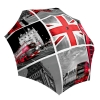 Rain Umbrella windproof compact - London design