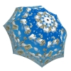 Funny Design Raining Money Umbrella Blue Sky - Travel Umbrella for Men