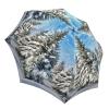 Lightweight Portable Rain Umbrella - Unique Gift Art Umbrella Winter Design