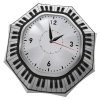 Stylish Clock Umbrella Black and White - best designed umbrellas