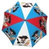French Dog Umbrella Blue Red - Extra Large Umbrella Windproof - best fancy umbrella