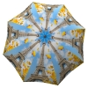 French Umbrella Windproof Compact Travel Themed Gift - best portable umbrellas
