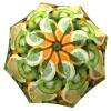Lightweight Windproof Travel Umbrella with Fruits Design - Unique Vitamin C Umbrella Lemon Orange - best umbrella reliable