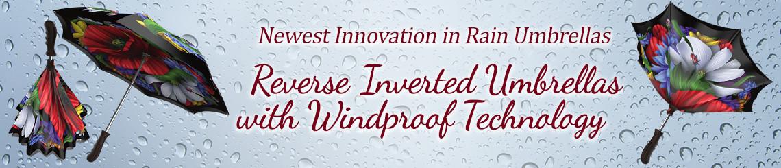 Best Reverse Umbrellas