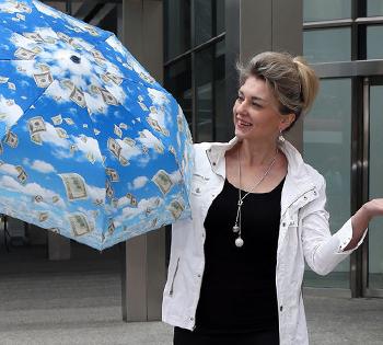 Unusual Cool Umbrella for men - La Bella Umbrella