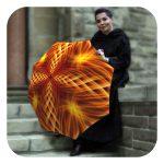 Original Fashion portable umbrella for women by La Bella Umbrella