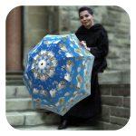 Its-Raining-Money-Umbrella - Funny umbrella for men by La Bella Umbrella